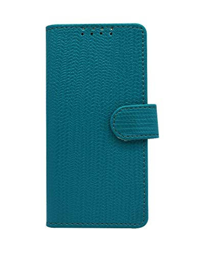 swankmobilecovers Wallet Flip Cover for Lenovo A6000 Plus(Bombay-S-Blue).