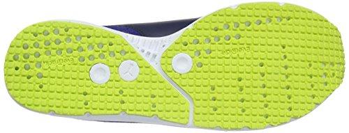 Puma Carson Runner Night Camo, Sneakers da Bambini Blu (Mazarine Blue-Peacoat 02)