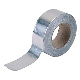 High Temperature Aluminium Tape - 50 m - Atlantic 523518