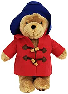 Classic Cuddly Paddington Bear by Rainbow Designs (colours vary)