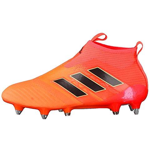 Adidas Ace 17+ Purecontrol Sg, Chaussures De Fitness Hommes Orange (narsol / Negbas / Rojsol)