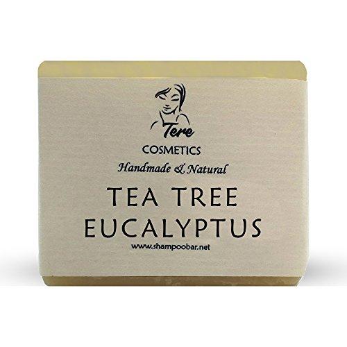 Eucalipto shampoo | shampoo bar | tea tree eucalyptus | zero rifiuti | body wash | solid shampoo | sls free shampoo | natural shampoobar