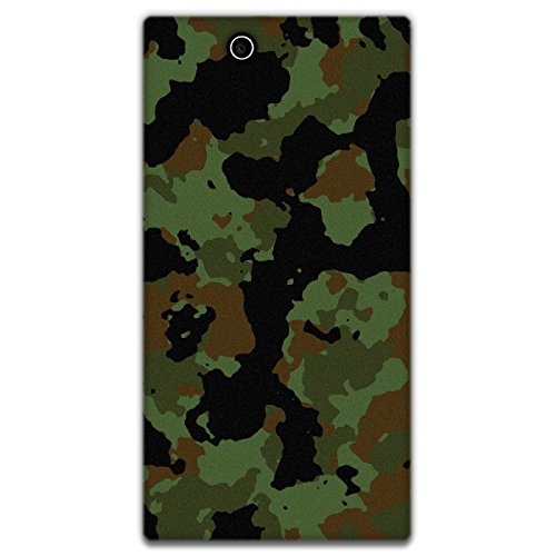 The Racoon Lean printed designer hard back mobile phone case cover for Sony Xperia Z Ultra. (Military c)  available at amazon for Rs.99