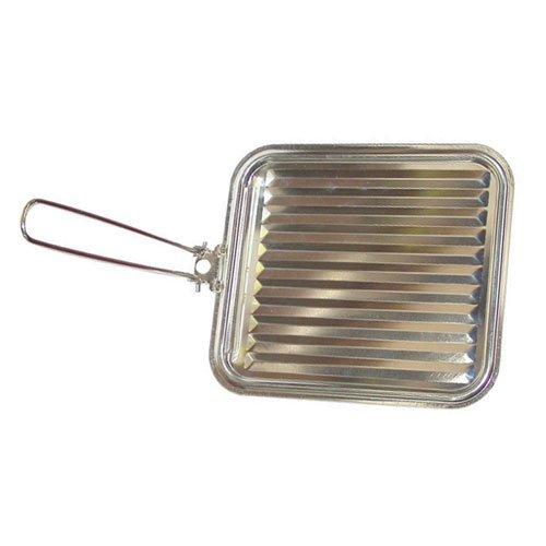 Metaltex - 25.65.24- Diffuseur Grille Pain Tôle Etamée - 24 x 21 cm