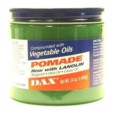 Dax Pomade (Bergamot) 14 oz. Jar (Pack of 2)
