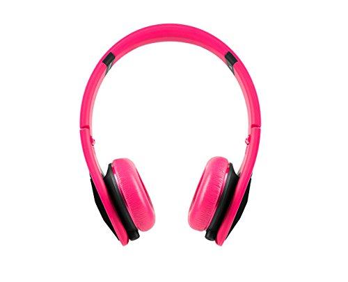 Monster DNA Laser Pink OnEar-Kopfhörer mit ControlTalk für Apple schwarz/pink Monster Cable Dna