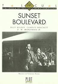 Sunset Boulevard par Billy Wilder