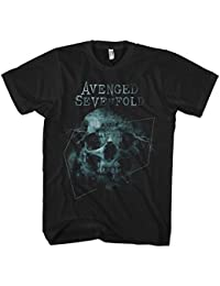 Avenged Sevenfold T Shirt Galaxy new Official Licensed Mens Unisex Black