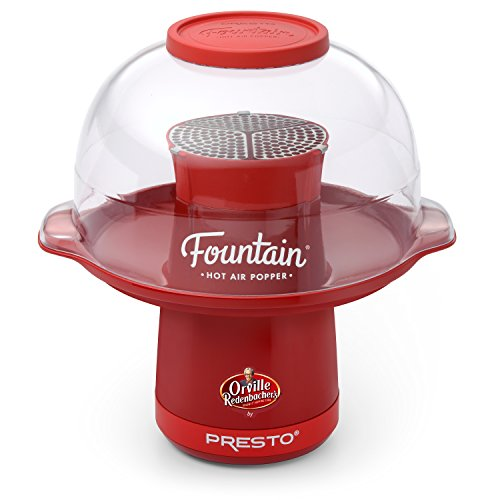 presto-04868-orville-redenbachers-fountain-hot-air-popper-by-presto-red