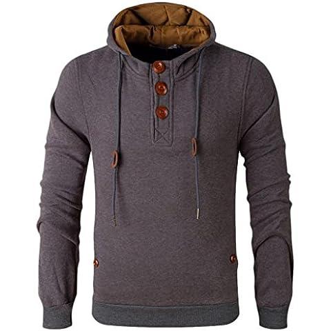 OverDose Los hombres de otoño e invierno incluso el suéter de la CAP
