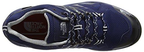The North Face Hedgehog Fastpack Gore-Tex, Chaussures de Randonnée Basses Homme Bleu (Estate Blue/cosmic Blue)