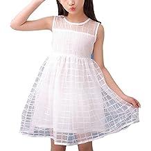 Princesa Fiesta De Boda Elegante Vestido Para Niñas Vestido
