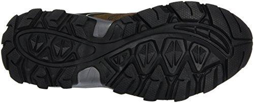 Lico Tucson, Chaussures de Randonnée Basses Mixte Adulte Marron (Braun/Beige)