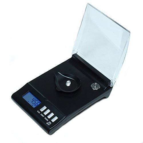 Elektronische Präzisionswaage 0 001G Elektronische Schmuck-Milligramm-Waage 30G 0 001 Digitale Taschenküchen-Lebensmittel-Backwaage Medizinische Bank Waage -