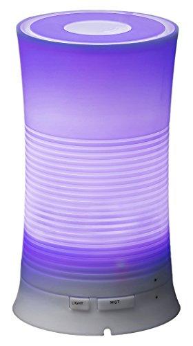Ultrasónico aceite esencial difusor aromaterapia con relajante y calmante Multicolor LED luz–perfecto para el hogar, oficina, Spa, etc.