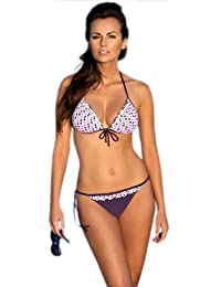 Verano Damen Push Up Bikini Gaby
