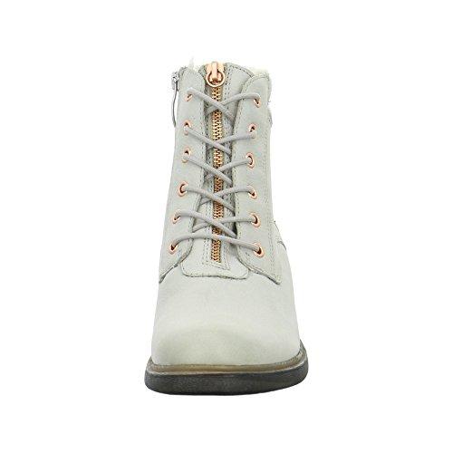 Tamaris Damen Stiefeletten/ Boots Grau