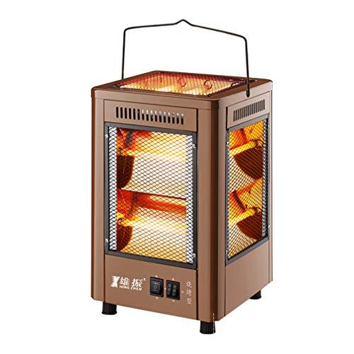 ALUK- Calentador Eléctrico Pequeño del Hogar Calefacción Solar Horno Grill En 5...