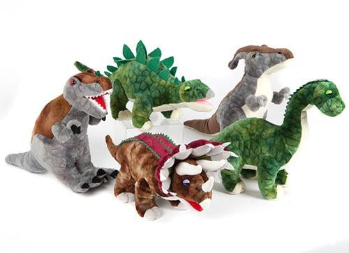 urier 5 Teddies (Random Modell) (Dinosaurier Animal Planet)