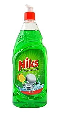 NIKS Dish washing Liquid- 1Ltr
