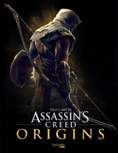 Tout l'art de Assassin's Creed Origins par Collectif