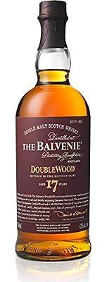 Balvenie Doublewood 17 Year Old Single Malt Scotch Whisky 70 cl