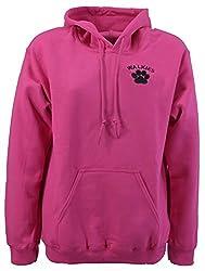 Adults - Ladies Fuchsia Pink Walkies Hoodie Sizes: Small - XXL FREE POSTAGE