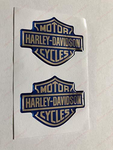 Zoom IMG-1 stemma logo decal harley davidson