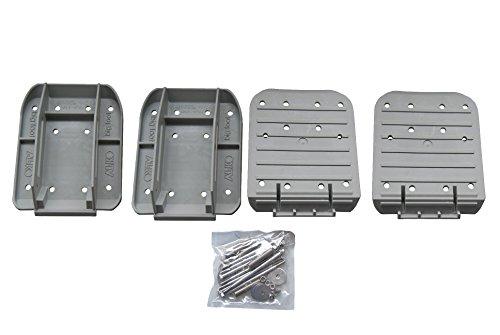 Preisvergleich Produktbild AL-KO Zubehör und Geräte BIG FOOT 1 Satz = 4 Stück, 69207