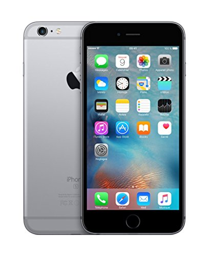 "Apple iPhone 6s Plus 14 cm (5.5"") 16 GB SIM singola 4G Grigio"