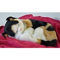 Breathable Calico Kitten Companion Pet für Menschen mit Gedächtnisverlust von Altern und Pflegepersonal preisvergleich bei billige-tabletten.eu