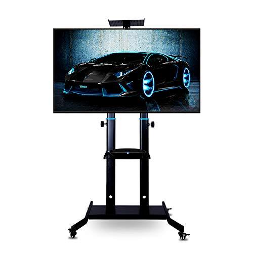 ZYH-Shelf Carro De TV, Soporte De TV De Piso para 42 A...