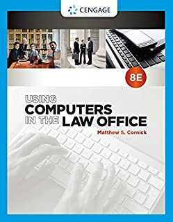 Using Computers in the Law Office (1337624985) | Amazon price tracker / tracking, Amazon price history charts, Amazon price watches, Amazon price drop alerts