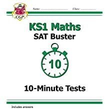 New KS1 Maths SAT Buster: 10-Minute Tests (for tests in 2018 and beyond) (CGP KS1 Maths SATs)