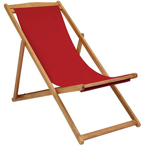 bentley-garden-sdraio-pieghevole-in-legno-e-tela-rossa-anche-in-altri-colori