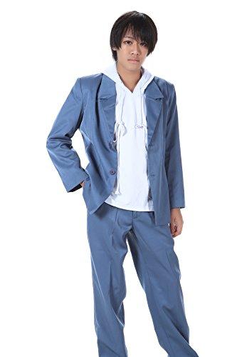 De-Cos DuRaRaRa!! Cosplay Costume Masaomi Kida Outfit 2nd Version (Kida Kostüm)