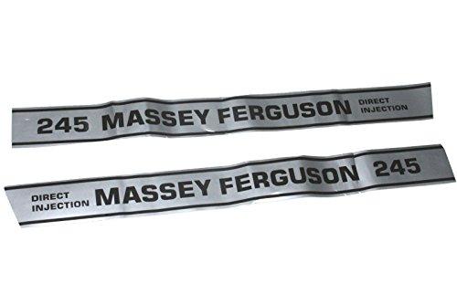 Enfield de Massey Ferguson Tracteur 245Bonnet côté d'occasion  Livré partout en Belgique
