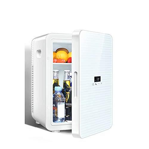 Este es un mini enfriador eléctrico de alta calidad con un diseño moderno y contemporáneo. Este mini enfriador y calentador de potencia termométrica avanzada es completamente automático, práctico y versátil, adaptado a sus necesidades.   Fácil trans...