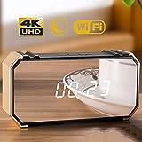 Caméras de surveillance Horloge électronique, 4 réveil Appareil sans fil Réseau...
