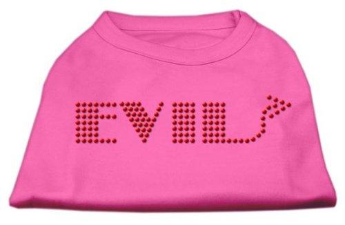 Mirage Evil Strass Hunde Shirt -