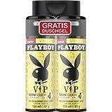 Playboy Herrendüfte VIP Men Triple Pack 2x Deodorant Body Spray 150 ml + Shower Gel 250 ml 1 Stk.
