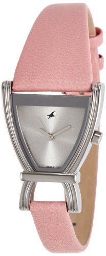 Fastrack Fits & Forms Analog Silver Dial Women's Watch - 6095SL02 image