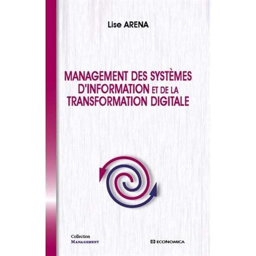 Management des systèmes d'information et de la transformation digitale