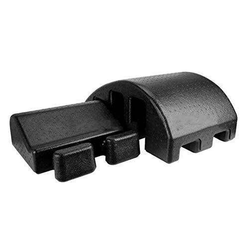 SHOWGG Multifunktions-Yoga-Rückenmassagegerät-Bahre-Wirbelsäulenorthese-Ausrüstung Entspannen Sie Sich Bahre für lumbale Stützwirbelsäulen-rückseitige Kurven-Gesundheits-Ausrüstung -