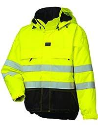 Helly Hansen Workwear 34-071376-265-XXL Ludvika - Chaqueta de trabajo (HellyTech, con reflectantes, impermeable)