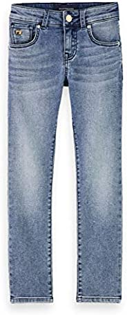 Scotch & Soda Strummer-Deep Waters Jeans para N