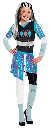 Rubie's Kostüm Frankie Stein Monster High Mädchen ()