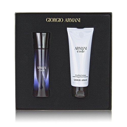 Code-set (Giorgio Armani CODE femme/woman Set (Eau de Parfum 30 ml + Bodylotion 75ml), 1er Pack (1 x 1 Stück))