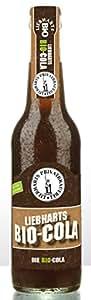 PRIVATBRAUEREI · LIEBHARTS BiCola die Bio Cola (10 x 0,33 l inkl. Pfand)