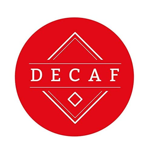 1kg Decaf Coffee – 100% Arabica – Chemical Free Sparkling Water Decaffeinated – Freshly Roasted Whole Bean Coffee Beans – Espresso Roast – Roasted in Yorkshire